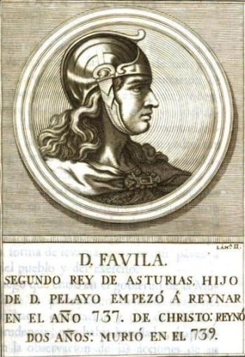 Favila de Asturias 737 -739