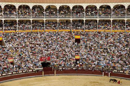 Corrida de Toros Las Ventas, Madrid.