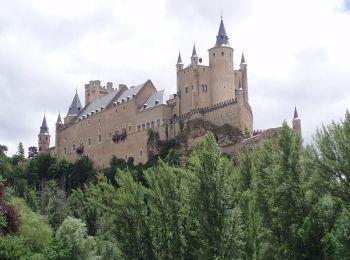 Segovia is een belangrijke stad bij het toerisme, en net als Salamanca en Ávila een Wereldefrgoed