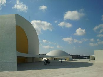 Centro Cultural Internacional de Oscar Niemeyer