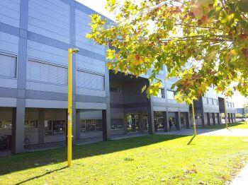 Hoofdkwartier in Caléndula, de supercomputer van de universiteit León.