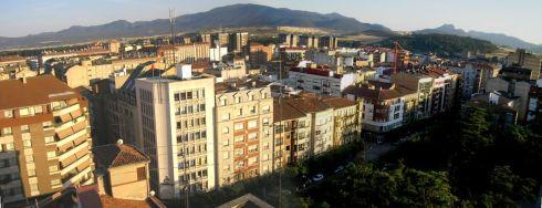 Miranda de Ebro een normale stad in castilla y León