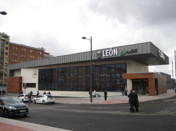 Het Station van León.