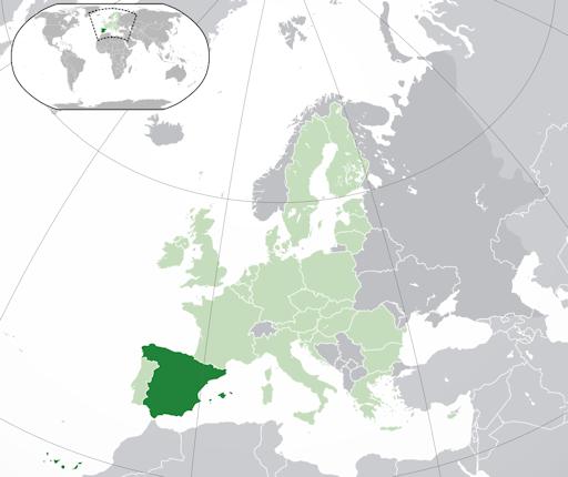 Spanje in de EU