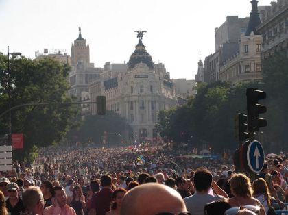 Europride 2007, Madrid