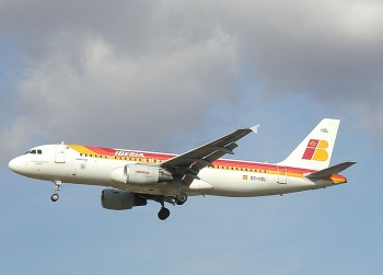 A320 van Iberia gesticht in 1927.