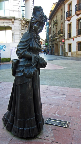 La Regenta in Oviedo.