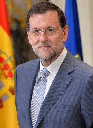 Minister President Mariano Rajoy