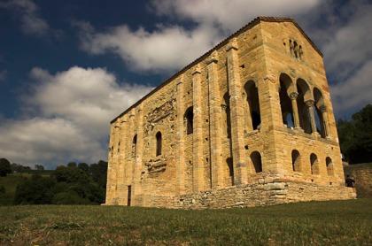 Santa Maria del Naranco, Patrimonio la Humanidad