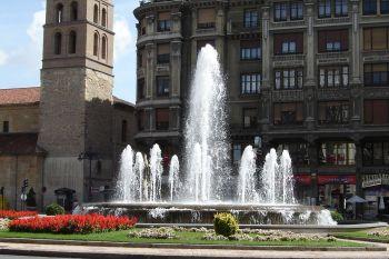 De hoofdstad León.