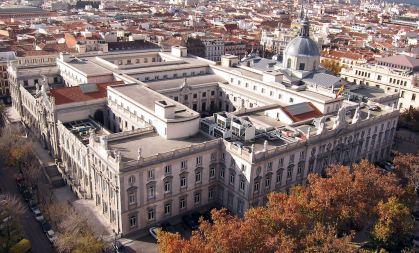 Convento de las Salesas Reales, zetel van de Hoge Raad.