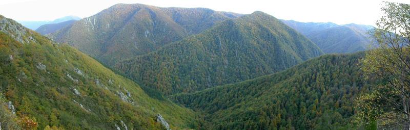 Muniellos, in het zuidwesten van Asturias