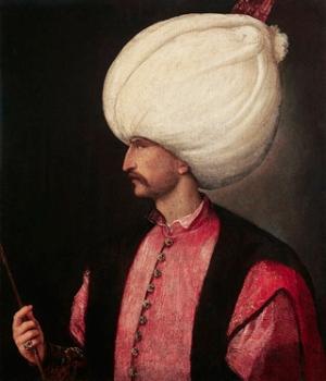 Suleiman de Grote, Ottomaans keizer