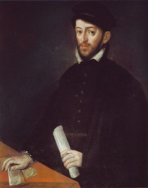 Antonio Perez, Secretaris van Filips II