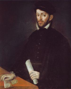 Antonio Perez, Secretaris van Filips II