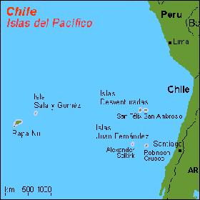Islas de Pacifico