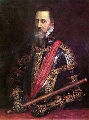 Fernado Alvarez de Toledo, kortweg Alva