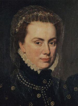 Margaretha van Parma, onwettige dochter van Karel V