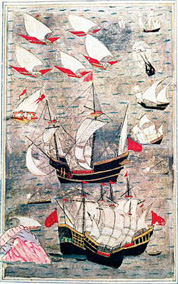 Ottomaanse vloot op de Indische Oceaan