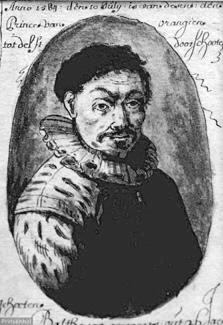 Portret van Balthasar Geeraerts