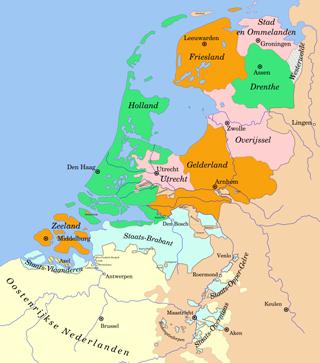 De Republiek der Zeven Verenigde Nederlanden