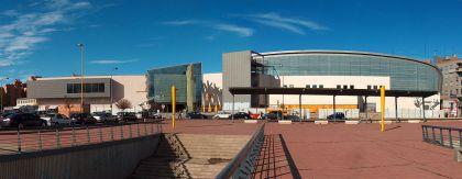 Het commercieel centrum León Plaza