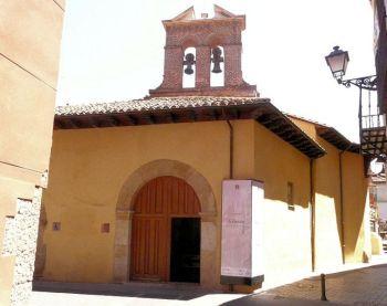 De kerk Palet del Rey.