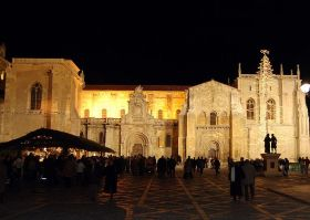 Spaanse Verhalen, Leon, Basiliek van San Isidoro.