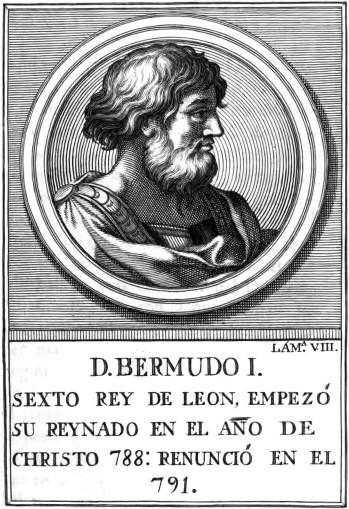 Spaanse verhalen, Bermudo I