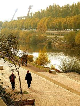 De rivier Bernesga