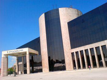 Het multifunctionele gebouw van de Raad van Castilla y León