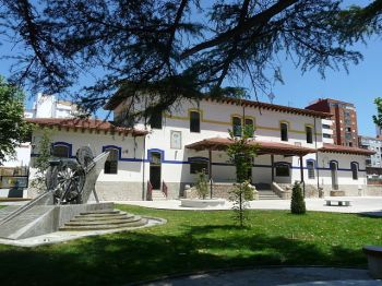 Het station van FEVE, León