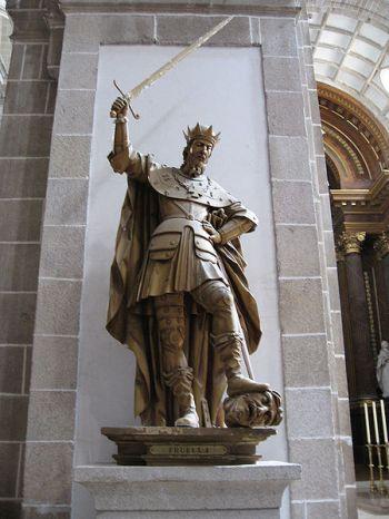 Fruela I de Asturias 756-768