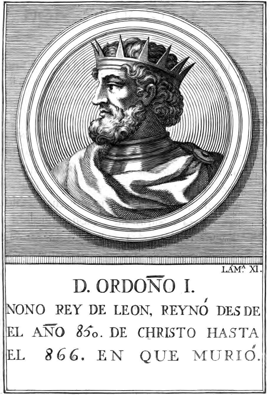 Ordono I