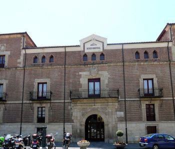 Het paleis van de Markies van Torreblanca.
