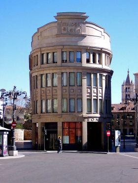 Spaanse verhalen, León,museum van León.