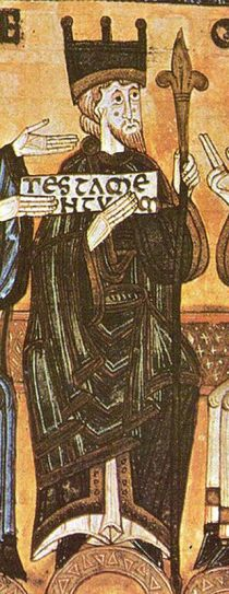 Spaanse verhalen, Alfonso III