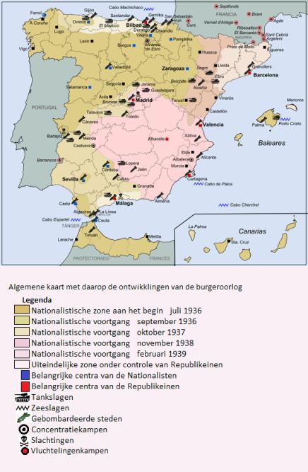 Spaanse verhalen, geschiedenis