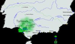Het koninkrijk Tartessos