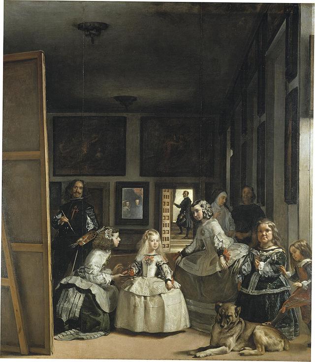 Las Menidas van Diego Velázguez vindt u in het Prado Museum te Madrid. Hdet is een van de meest representatieve schilderijen van de Spaanse kunst samen met de 3ᵉ mei 1808 van Goya. Maar ook de overgave van Breda (Las Lanzas) of de Spinners van Velézquez .