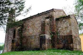 Kerk van Santa Cruz in Cangas de Onis