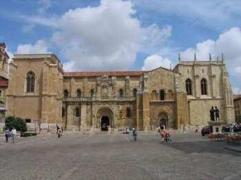 Basiliek van San Isidoro te León