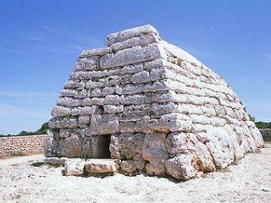 Naveta, Menorca