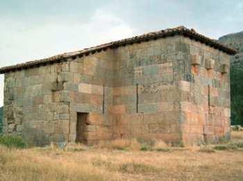 Kapel van Santamaría in Quintanilla de las Viñas