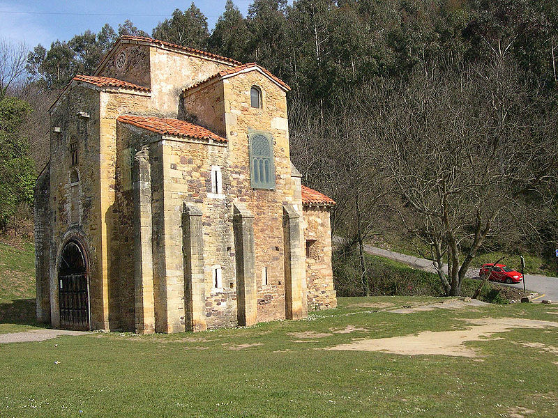 Kerk van San Miguel de Lillo