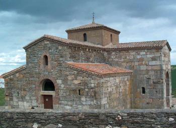 San Pedro de la Nave, in de provincie van Zamora
