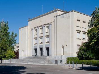 Universiteit Politechnica de Madrid, E.T.S. de Arquitectura.