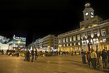 Puerta de Sol.