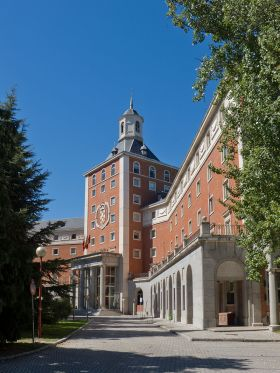Universiteit Complutense de Madrid.