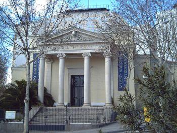 Museo Nacional de Antropologia.